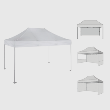 Carpa plegable