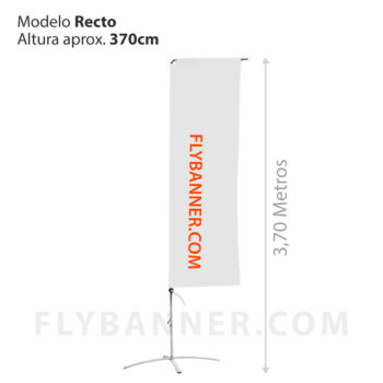 FLY BANNER RECTO XL