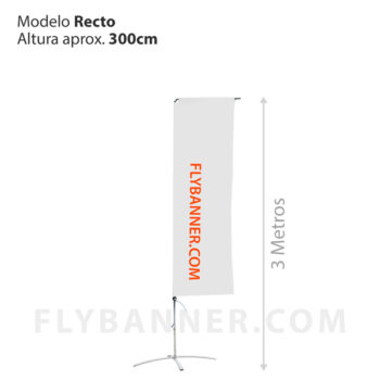 FLY BANNER RECTO L